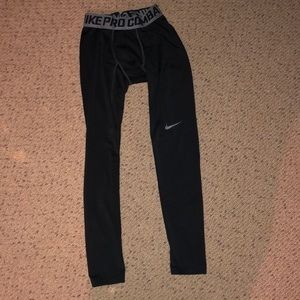 Long underwear/tights for sports